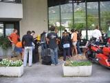 A Vadvízi evezés Szlovénia