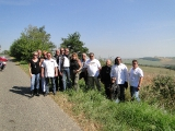 Magyarország körbemotorozása, észak-keleti kör