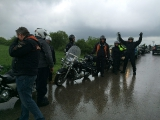 Gyula motorostúra - VII. Várfürdő futás a sérült gyermekekért rendezvény támogatása