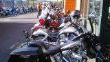 Szezonzáró motorozás és rendezvény a