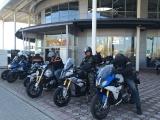 BMW tesztvezetés Győrben