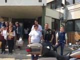 Vöröskereszt Baranya megyei elsősegélynyújtás döntője